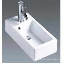 Ceramic Wall Hung Bathroom Basin (7098A)