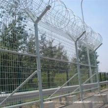 Clips militares Concertina Razor alambre de púas para la venta
