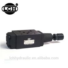 Válvula redutora redutora de pressão modular hidráulica