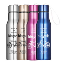 Eco Friendly Outdoor Camping Metal Sport Water Bottles