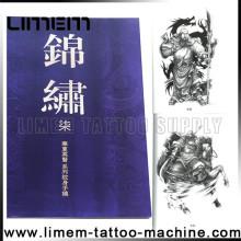 La meilleure vente livre de machine de tatouage pour l'artiste de tatouage et le débutant