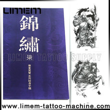 2018 newest style fashion custom design Tattoo Book
