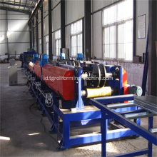 Dukungan Unistrut Strut Cable Tray Roll Forming Machine