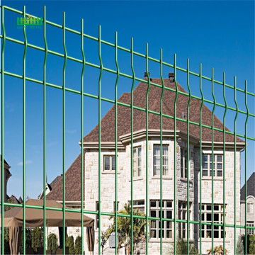Anti Corrosion Double Wire Mesh Fence
