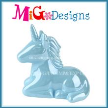 Modische Tierneu Keramik Kunst Münze Box für Kinder