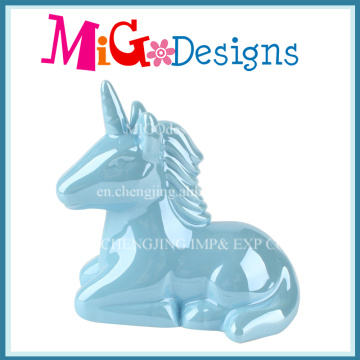 Fashionable Animal Newly Ceramic Arts Coin Box for Children