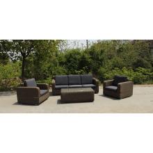 Patio Rattan Garden Sofa Lounge Set Outdoor Furniture