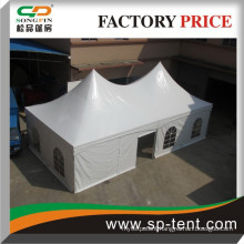 5x10m China Waterproof and UV resistant tension canopy