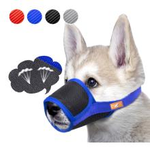 Bozal para perro con gancho y bucle