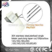 Adshi sterilized piercing needles