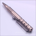 Self-Defense Stainless Steel Tactical Pen with Ball Pen T006