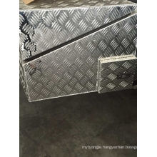 3.0mm Aluminium Chequer Plate for Travel Deck