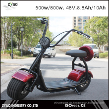 Modische 2-Rad-E-Scooter Hot-Sell Kleine Harley Scooter mit Ce