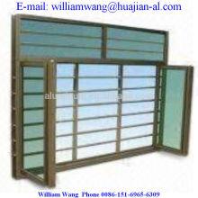 Fenêtres en aluminium de haute qualité en Chine