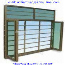 China janelas de alumínio de alta qualidade