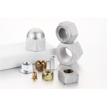 Manufactur standard for China Hexagon Flang Nuts, Hexagon Thin Nuts, Heavy Hexagon Structural Nuts Manufacturer and Supplier nuts export to Haiti Exporter