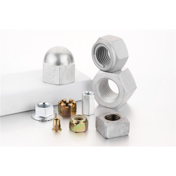 Special Price for Heavy Hexagon Structural Nuts nuts export to San Marino Factory