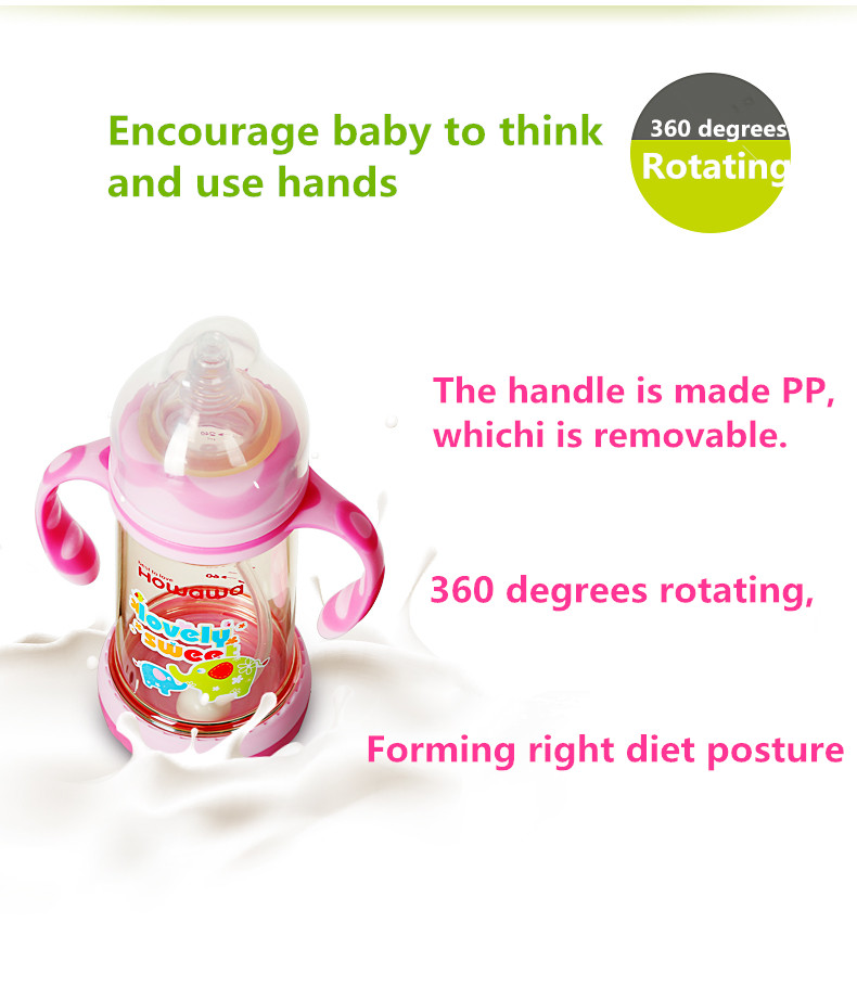 PPSU Baby Feeding Bottle