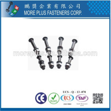Made In Taiwan Oval Neck Track Bolts