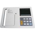 Machine ECG/EKG portable bon marché à canal unique