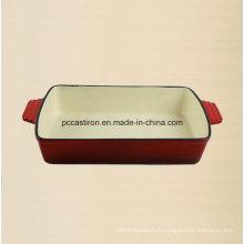 Panneau de cuisson en fonte émaillée Fabricant en provenance de Chine
