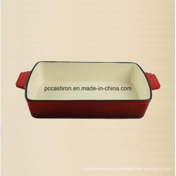 Эмалированная кастрюля для выпечки из Китая