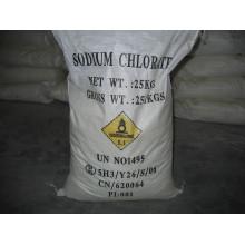 Clorato de sódio cristalino (NaCLO3) 99,5% Min