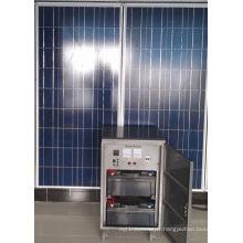 Station de système d'alimentation solaire 300W avec 2 ans de garantie