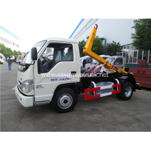 Small garbage truck with competitive price
