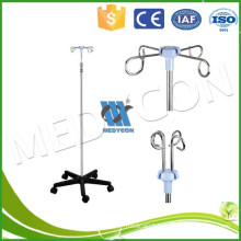 hospital equipment of iv pole stand for hosptial used