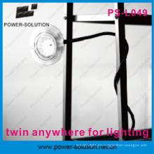 Tragbare Solar Notlicht mit Handy-Ladegerät