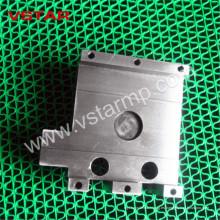 Piezas trabajadas a máquina CNC de la precisión del acero inoxidable en la alta precisión