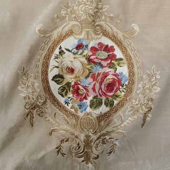 Fabric Rope Embroidery