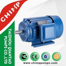 100% fio de cobre chimpanzé Y2 série B3 / B5 / B35 motor trifásico 2 pólo / 4 pólo / 6 pólo do motor de indução
