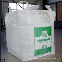 1 тонна сыпучих мешков для продажи