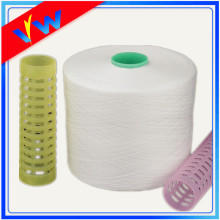 Optical white 100% polyester sewing thread 40/2