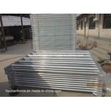 115X42mm Oval Rails Panel Ganado