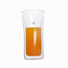 15.5oz verres à double paroi haute
