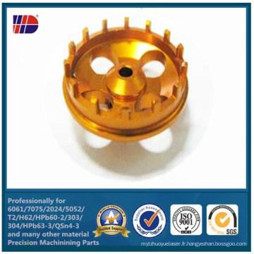 Pièces d'assemblage CNC Chine (WKC-459)
