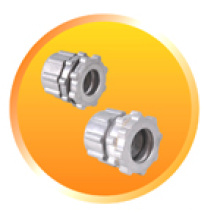 Rb-соединение для пробкового клапана и трубы (RB-25, RB-40)
