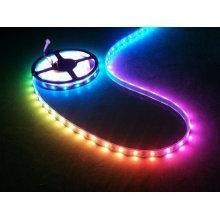 Fita LED Super Brightness Dream Color SMD 5050 6803 IC Fita LED Flexível