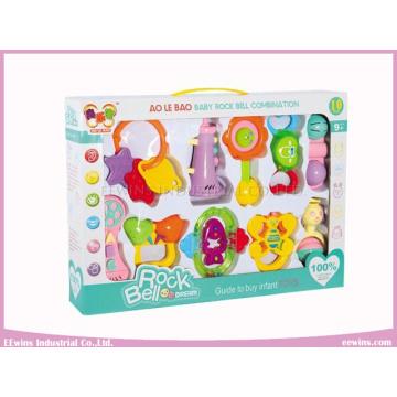 Juguetes para bebés Combination Baby Rattles