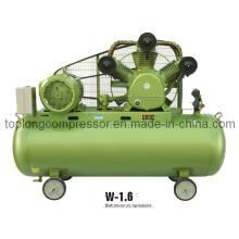 Reciprocating Belt Driven Air Compressor Air Pump (W-1.6/8)