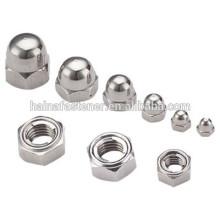 stainless steel 316 cap nut