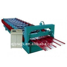 25-215-860 automatic tile cold roll forming machine