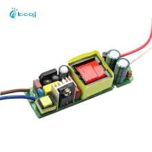 boqi CE FCC SAA Approval constant current led driver 24w 36v 600ma