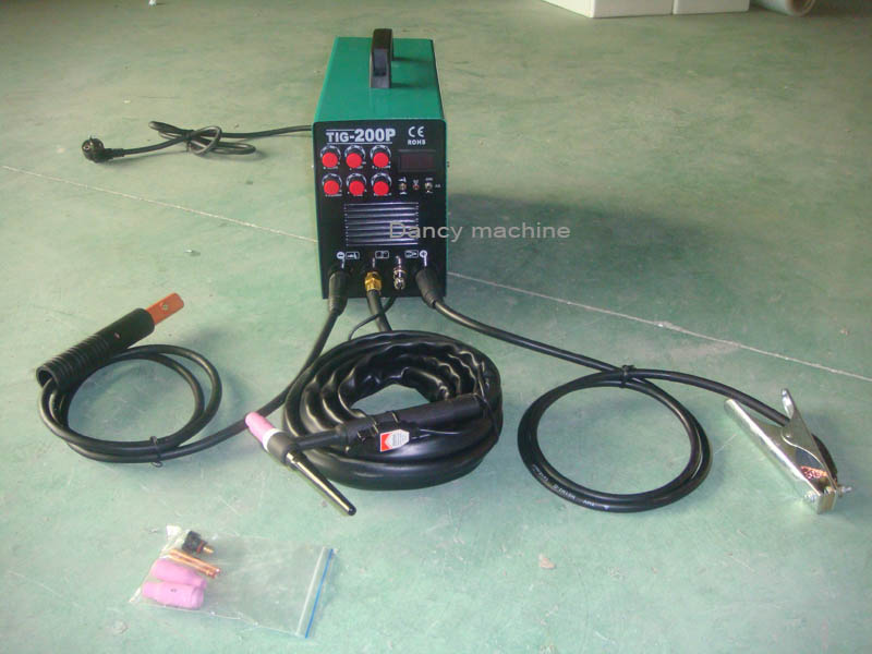 pulse tig welding machine