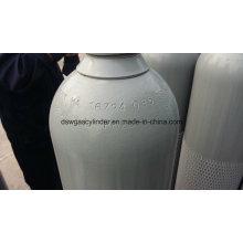Gaz de N2o de 99,9% rempli dans le gaz du cylindre 40L Vol 20kg / Cylindre, valve de Qf-2
