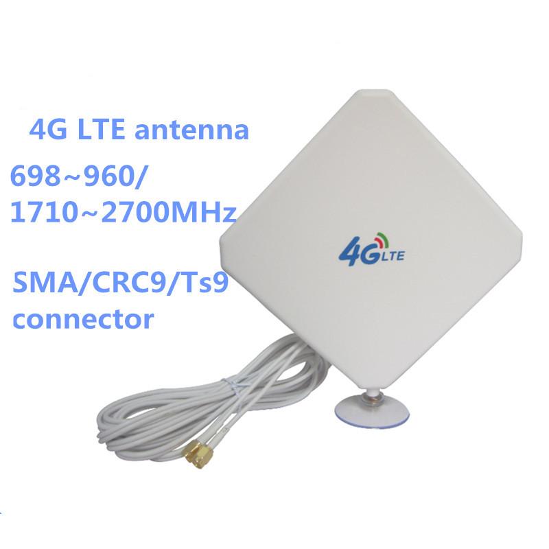 Antenna 2G//3G//4G LTE 698-2700MHz 5dBi RP-SMA jack WiFi WLAN Wide Band USB modem