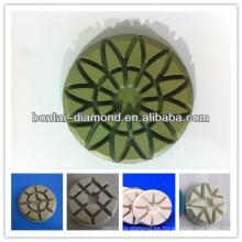 Puntas de pulido y pulido de resina de diamante